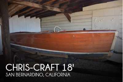 View 1945 Chris-Craft Sportsman 18 - Listing #52368