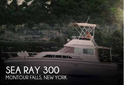 View 1979 Sea Ray 300 Sedan Bridge - Listing #52259
