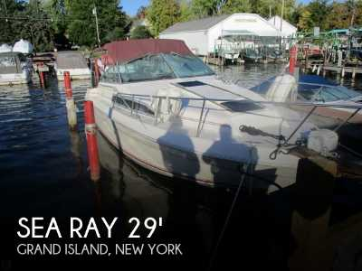 View 1985 Sea Ray 270 Sundancer - Listing #52420