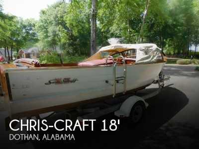 View 1958 Chris-Craft Sea Skiff 18 - Listing #52438