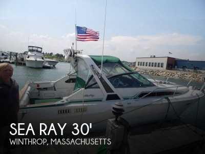 View 1989 Sea Ray 300 Sundancer - Listing #52636