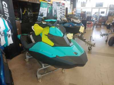 View 2022 Sea-Doo Spark® 2-up Rotax® 900 ACE -90 CONV & IBR - Listing #306366