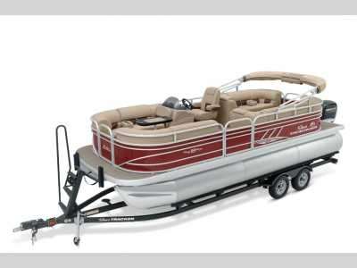 View 2022 Sun Tracker Party Barge 22XP3 - Listing #312608