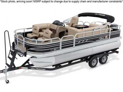 View 2021 Sun Tracker PARTY BARGE 22 DLX - Listing #295762