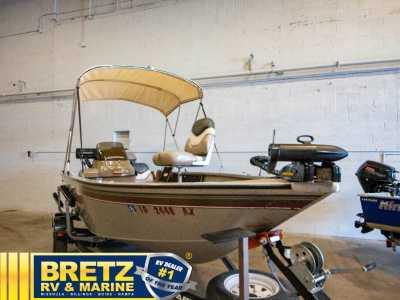 View 2003 Tracker Boats Tracker Pro Guide V16SC - Listing #302142