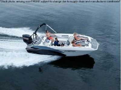 View 2022 Starcraft Marine SVX 190 OB - Listing #295768