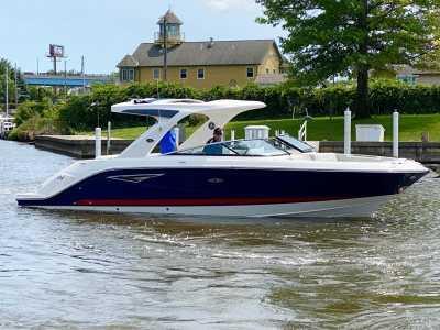 View 2022 Sea Ray SLX 310 - Listing #308543