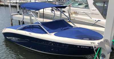 View 2007 Sea Ray 220 Select - Listing #308540