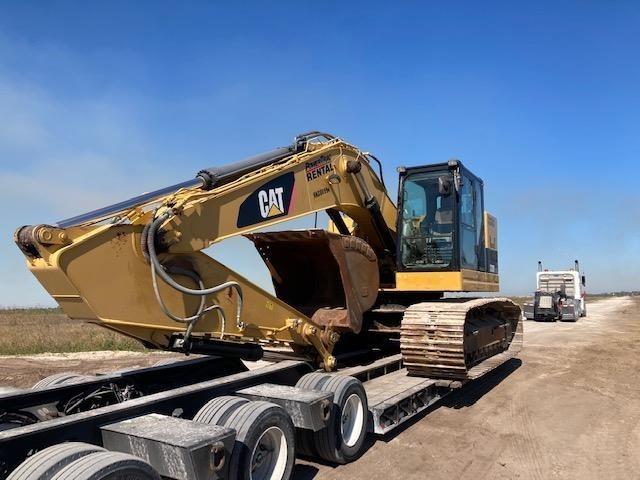 2014 CATERPILLAR 328D LCR Excavators EQUIPMENT