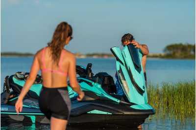 View 2022 Yamaha Waverunners FX Limited SVHO - Listing #290407