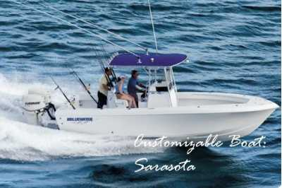 View 2021 Bluewater Sportfishing 23t - Listing #289831