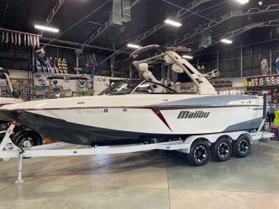 View 2018 Malibu Boats 25LSV - Listing #311107
