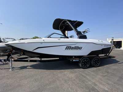 View 2020 Malibu Boats 25LSV - Listing #312950