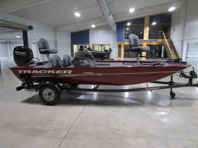 View 2022 Tracker® Boats PRO 170 - Listing #293087
