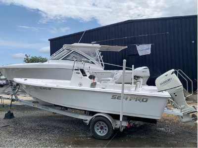 View 2017 Sea Pro 208 Bay Series - Listing #306295