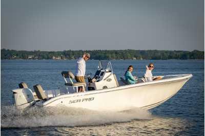 View 2021 Sea Pro 199 - Listing #291347