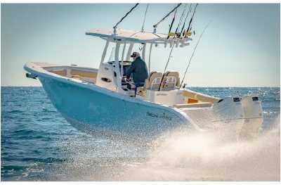 View 2022 Sea Pro 259 Deep V Series CC - Listing #306303