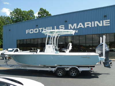 View 2021 TideWater Boats 2500 Carolina Bay - Listing #293234