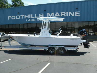 View 2021 TideWater Boats 2300 Carolina Bay - Listing #293377