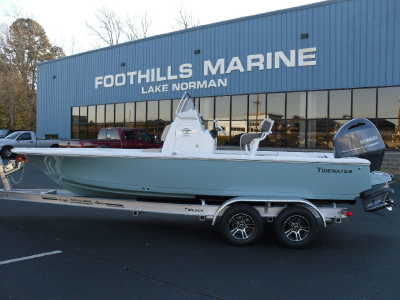 View 2021 TideWater Boats 2110 Bay Max - Listing #293212