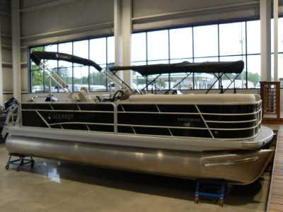 View 2021 Godfrey Pontoons SW 2286 SFL Sport Tube 27 in. - Listing #293120