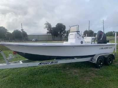 View 2021 Blazer Boats 2200 - Listing #307880
