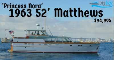 View 1963 Matthews Flushdeck - Listing #302746