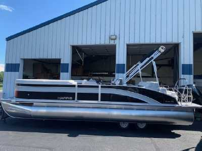 View 2022 Harris In Stock Now Cruiser 250 - Listing #310711