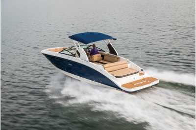 View 2022 Sea Ray In Stock Now SDX 270 - Listing #310724