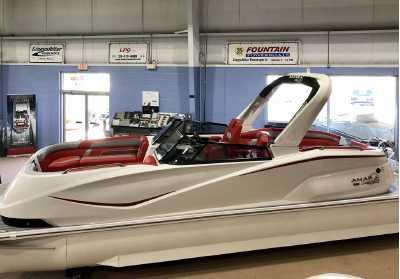 View 2021 SunCatcher Amara White - Listing #291331