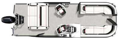 View 2021 Barletta On Order Corsa 25UC - Listing #291862
