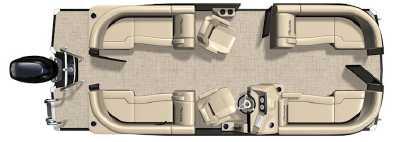 View 2022 Barletta On Order C22QC - Listing #291861