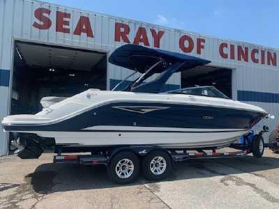 View 2022 Sea Ray SLX 280 - Listing #305080