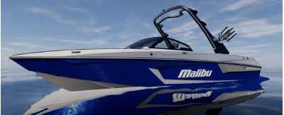 View 2022 Malibu Boats 23 MXZ - Listing #297253