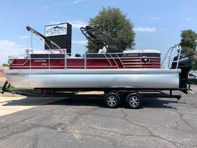 View 2019 Landau 2500 Signature Sport Cruise Double Rear Lounge Tri-Log - Listing #302273