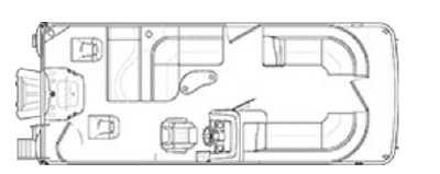 View 2022 Bennington 22SXS - Listing #313757
