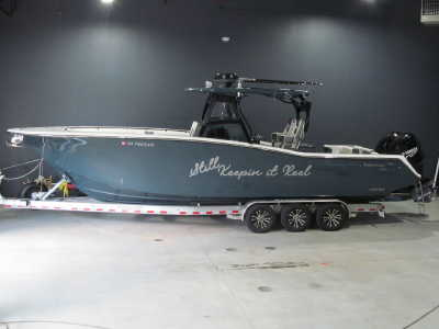 View 2020 TideWater Boats 320 CC Adventure - Listing #311026