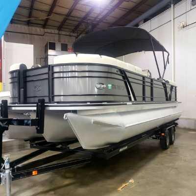 View 2022 Veranda VR22RC Luxury Package Tri-Toon - Listing #309493