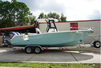 View 2021 TideWater Boats 292 CC Adventure - Listing #305264