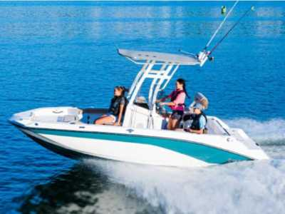 View 2021 Yamaha Marine 195 FSH DELUXE - Listing #293456