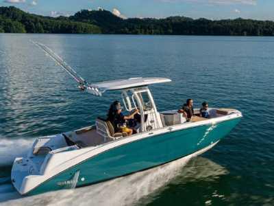 View 2021 Yamaha Marine 252 FSH SPORT - Listing #293474
