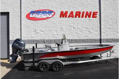 View 2021 Avid Boats 23 FS Platinum - Listing #291003