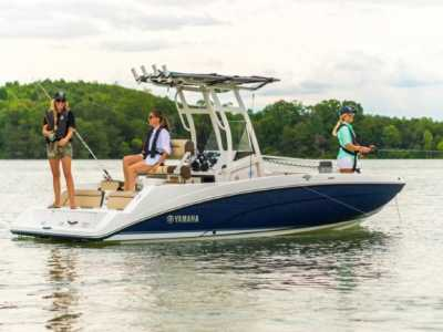 View 2021 Yamaha Marine 210 FSH Sport - Listing #293455