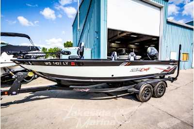 View 2021 Alumacraft Competitor 205 - Listing #311333