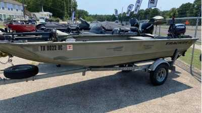 View 2005 Tracker Grizzly 1648 - Listing #311421