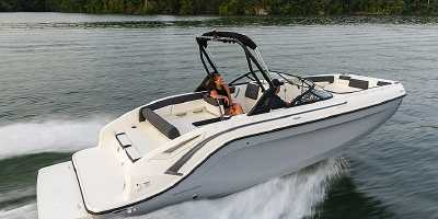 View 2022 Bayliner DX2250 - Listing #306616
