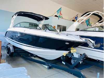 View 2021 Sea Ray 280 SLX - Listing #306639