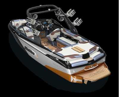 View 2022 Malibu Boats 23 LSV - Listing #312938