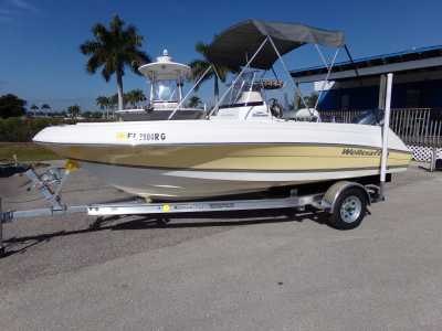 View 2008 Wellcraft 180 - Listing #303362