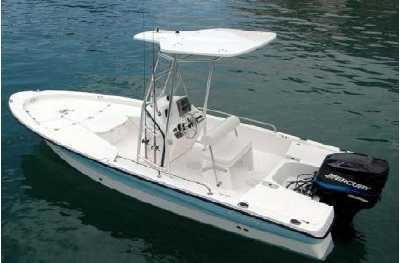 View 2005 Trophy Marine 1901 Bay Pro - Listing #303349